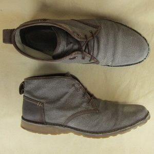Timberland Chukka US 9 M Men Ankle Boot Lace Up